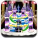 设计闪亮钻石蛋糕