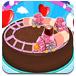 生日火车蛋糕