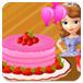 苏菲亚制作蛋糕