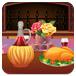 布置感恩节晚宴