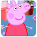 粉红猪小妹布置房间