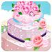浪漫玫瑰婚礼蛋糕3