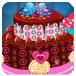 艾莎的情人节蛋糕
