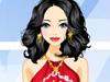 华美中式长裙