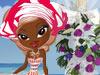非洲姑娘要出嫁