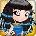 埃及可爱小女孩