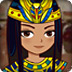 古埃及王室装扮
