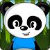 熊猫可爱装扮