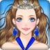 海蓝色的公主