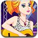 可爱吉他女歌手