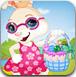 复活节可爱兔宝