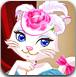 可愛的小貓公主
