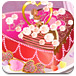 七夕情人节的蛋糕