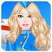 芭比公主空姐