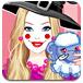 芭比装扮木偶公主