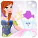 冰雪奇缘之婚纱礼服