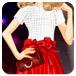 红与白服饰