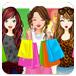 三姐妹去购物
