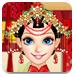 漂亮的中国新娘装