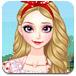 打扮草莓公主艾尔莎