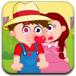 农场恋爱接吻