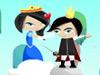 公主救青蛙王子