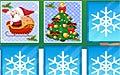 圣诞记忆翻牌