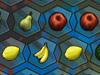 水果滑滑梯