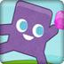 紫绿小精灵