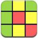 连接彩色的方块