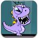 調皮的小恐龍