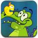 顽皮鳄鱼找鸭子