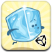 小冰块变果汁
