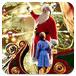 圣诞老人雪橇图片找茬