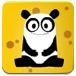 小熊猫吃饭