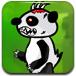 射击僵尸熊猫
