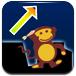 小猴子射击星星