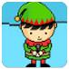 圣诞老人打雪球