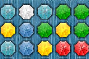 七色伞连连看